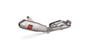 AKRAPOVIC S-Y2MET14-CIBNTA Evolution Exhaust System Yamaha YZ250F / YZ250FX / WR250F 2017