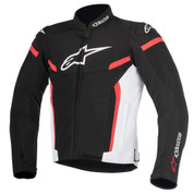 ALPINESTARS T-GP PLUS R V2 AIR JACKET Black/White/Red 3300617-123