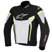 ALPINESTARS T-GP PLUS R V2 AIR JACKET 3300617-125 BLACK/WHIITE/YELLOW