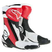 ALPINESTARS SMX PLUS BOOT 2221015-1322 WHITE RED