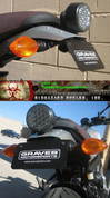 Graves Motorsports Yamaha XSR900 FEnder Eliminator Kit FEY-16XSR9-K