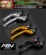 ASV C5 LEVER SET BRAKE & CLUTCH DAYTONA 675 675r 13-17