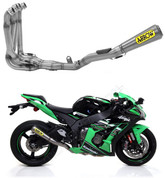 ARROW 71154CP COMPETITION EVO FULL SYSTEM  KAWASAKI ZX10R ZX-10R ZX10 ZX-10 ZX 10 10R 1000   2016 16 17 2017 18 2018