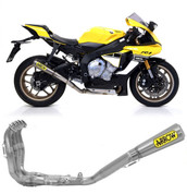 ARROW RACING COMPETITION 71151CP EVO-2 TITANIUM FULL EXHAUST SYSTEM   YAMAHA R1 R1M YZF-R1 YZFR1 2015 15 16 2016