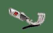 AKRAPOVIC S-Y6R9-APT RACING FULL EXHAUST SYSTEM R6 17-18 YZF-R6