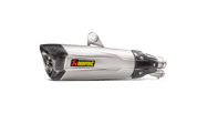 AKRAPOVIC S-B10SO6-HDVDZT TITANIUM SLIP-ON EXHAUST  BMW S1000RR 17 18 2017 2018