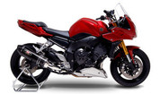 YOSHIMURA 1321002 FULL EXHAUST SYSTEM R77 R-77 CARBON FIBER CF MUFFLER  STAINLESS STEEL HEADER / COLLECTOR & MID / LINK PIPE YAMAH FZ-1 FZ1 FZ1000 FZ-1000 FZ 1000 06 07 08 09 10 11 12 13 2006 2007 2008 2009 2010 2011 2012 2013