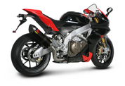 AKRAPOVIC S-A10RFT1-ZC EVOLUTION CARBON FULL EXHAUST RSV4 09-13