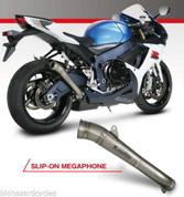 AKRAPOVIC SM-S6S02T SLIP ON SO EXHAUST SYSTEM  GP MOTOGP SERIES TITANIUM TI MUFFLER SUZUKI GSXR600 GSXR750 GSX-R600 GSX-R750 GSXR 600 750 11 2011 12 2012 13 2013 14 2014 15 2015 16 2016