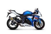 AKRAPOVIC S-S10SO8-HRT TITANIUM TI SLIP ON SO EXHAUST GSXR1000 12-13