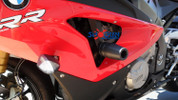 SHOGUN 750-7749 NO CUT FRAME SLIDER KIT S1000RR 12-13