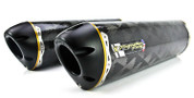TWO BROTHERS 005-3160407DV  CARBON CF DUAL SO EXHAUST SYSTEM ZX-14R ZX14R 2012 12