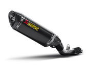 AKRAPOVIC S-K8SO2-HRC CARBON FIBER CF SLIP-ON MUFFLER  Z800 Kawasaki 2013 2014 2015 2016 13 14 15 16