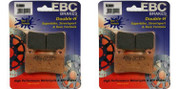 EBC HH BRAKE PADS FA390HH FRONT 2 SETS  NON ABS & ABS