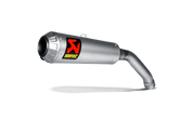AKRAPOVIC S-H125SO2-CUBT MSX 125 Grom Honda TITANIUM SLIP ON SO EXHAUST SYSTEM MUFFLER