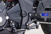 SATO RACING H-C250RS-BK BLACK REARSETS CBR250 CBR250R  11-12