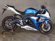 M4 SU9192 POLISHED SS STREET SLAYER FULL EXHAUST GSXR1000 2012 12