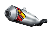 FMF 041284 P-CORE POWERCORE 4 SLIP ON SO EXHAUST SYSTEM  ALUMINUM AL MUFFLER STAINLESS END CAP & MID PIPE  HONDA CRF150 CRF150R CRF 150 150R   07 - 16 2007 - 2016