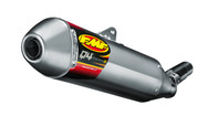 FMF 041486 Q4 S/A HEX SLIP ON EXHAUST MUFFLER  HONDA CRF250L CRF 250L  13 14 15 2013 2014 2015   FMF QUIET PERFORMANCE Q4 AND Q4 HEX 4-STROKE EXHAUST OFF ROAD