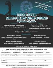 Single Golfer - Moon Glow Nine and Dine