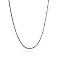 """1.5mm Scroll Chain - 925 Sterling Silver, 16"""", 18"""", 20"""""""