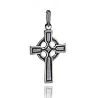Celtic Cross Pendant - 925 Sterling Silver
