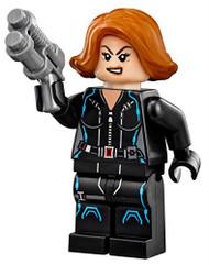 LEGO® Superheroes Black Widow - 2015 Helicarrier