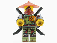LEGO® Ninjago™ Ronin Ninja Minifigure - Ghost Shadow