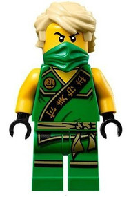 LEGO® Ninjago™ Lloyd Sleeveless Minifigure 2015 (tournament)