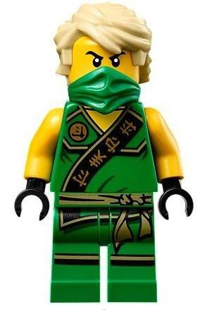 LEGO® Ninjago™ Lloyd Sleeveless Minifigure 2015 (tournament) - The ...