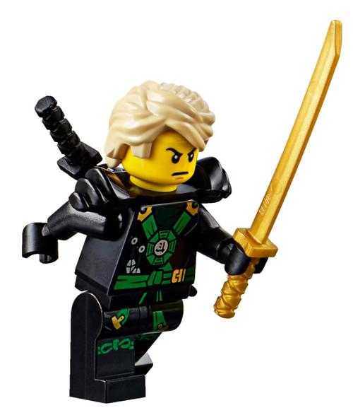 LEGO Ninjago Deepstone Minifigure - Lloyd Airjitzu with Armor (70751 ...
