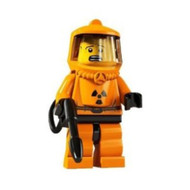 LEGO® Mini-Figures Series 4 - Hazmat Guy