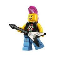 LEGO® Mini-Figures Series 4 - Punk Rocker