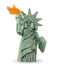 LEGO® Mini-Figures Series 6 - Statue Of Liberty