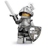 LEGO® Mini-Figures Series 9 - Heroic Knight