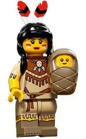 LEGO® Mini-Figures Series 15 - Tribal Woman