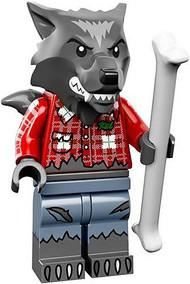 LEGO® Mini-Figures Series 14 - Wolf Guy (Werewolf)