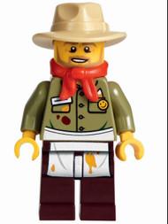 LEGO® Ninjago™ Jesper with Fishing Rod