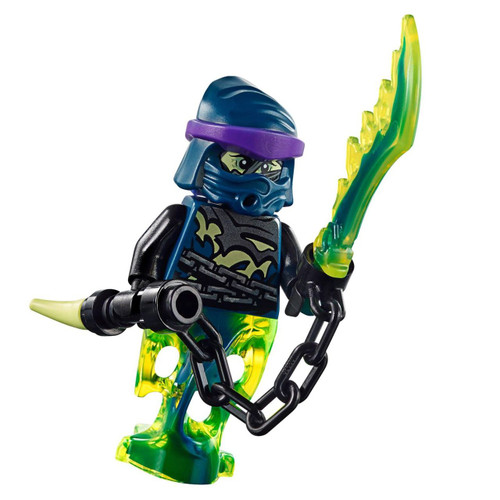 LEGO® Ninjago™ Wrayth Chain Master - from 70736 (ghost) - The Brick ...