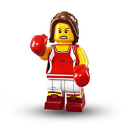 LEGO® Mini-Figures Series 16 - Kickboxer Female