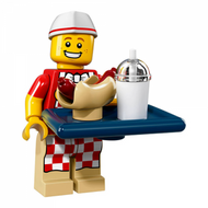 LEGO® Minifigures Series 17 - 50'S Diner Waiter