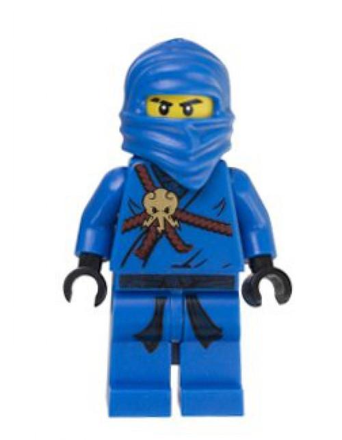 LEGO® Ninjago™ Jay (Blue Ninja) Original Minifigure - The Brick People