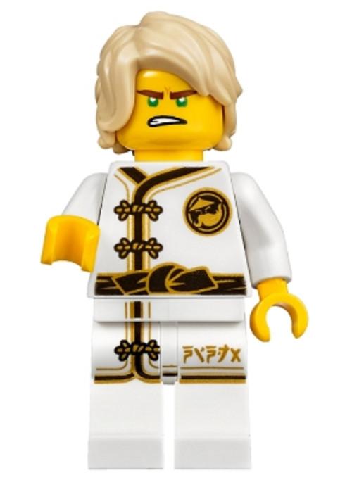LEGO® Ninjago™ Lloyd - White Kimono Outfit (10739) - The Brick People