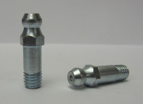 M6 x 1mm x 24mm Straight Metric Grease Fitting