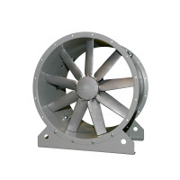 American Fan Flakt Woods JM Aerofoil Model 71JM/20/4/6 Fan 3 HP TEAO 230/460 Volt
