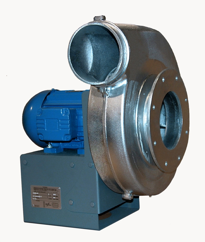 Aluminum High Pressure Centrifugal Blower : American fan flakt woods cast aluminum blower model af