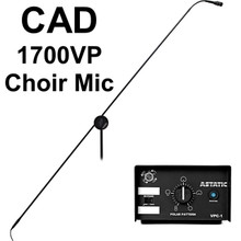 CAD 1700VP Variable Group Miniature Boom Mic $30 Instant Coupon Use Promo Code: $30-Off