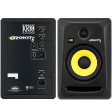 KRK RP6G3 Active Studio Monitor Pair $20 Instant Coupon Use Promo Code: $20-OFF