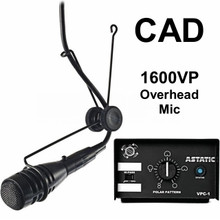 CAD 1600VP Variable Group Pattern Pick-up Mic $25 Instant Coupon Use Promo Code: $25-OFF