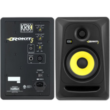 KRK RP5G3 Active Studio Nearfield Monitor Pair $15 Instant Coupon Use Promo Code: $15-OFF
